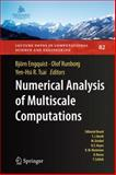 Numerical Analysis of Multiscale Computations : Proceedings of a Winter Workshop at the Banff International Research Station 2009, , 3642269702