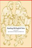 Reading Old English Texts, , 0521469708