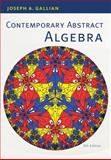 Contemporary Abstract Algebra, Gallian, Joseph, 1133599702