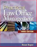 Practical Law Office Management, Roper, Brent, 141802970X