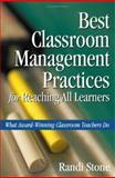 Best Classroom Management Practices for Reaching All Learners : What Award-Winning Classroom Teachers Do, , 1412909708