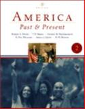 America Past and Present, Volume II, Books a la Carte Plus MyHistoryLab Blackboard/WebCT, Divine, Robert A. and Breen, T. H. H., 0205539718