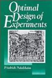 Optimal Design of Experiments, Pukelsheim, Friedrick, 047161971X