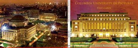 Columbia University in Pictures : Post-Cards, Lenny Pridatko, 0988669714