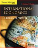 International Economics : A Policy Approach, Max Kreinin, 0324259719
