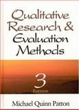 Qualitative Research and Evaluation Methods, Patton, Michael Quinn, 0761919716