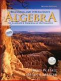Beginning and Intermediate Algebra, James W. Hall and Brian A. Mercer, 0073229717