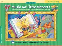 Music for Little Mozarts Music Workbook, Christine H. Barden and Gayle Kowalchyk, 0882849719