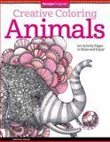 Creative Coloring Animals, Valentina Harper, 1574219715