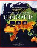 An Introduction to Statistical Problem Solving in Geography, McGrew, J. Chapman, Jr. and Monroe, Charles B., 0697229718