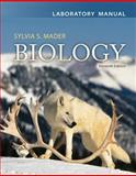 Lab Manual for Biology, Mader, Sylvia, 0077479718