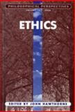 Ethics 2004 9781405119719