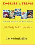 English in Films Aladdin Bambi Cinderella the Little Mermaid Pocahontas, Jon Miller, 146636971X