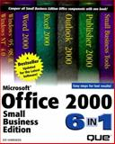 Microsoft Office 2000 6-In-1 : Small Business Edition, Habraken, Joe, 078971972X