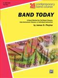 Band Today Alto Saxophone, Ployhar, James D., 0769219721