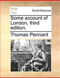 Some Account of London, Thomas Pennant, 1140989723