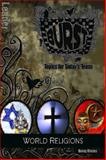 Burst World Religions Leader's Guide, Daniel Rhodes, 0687659728