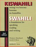 Swahili, Thomas J. Hinnebusch and Sarah M. Mirza, 0761809724