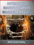 Automobile Manufacturers Worldwide Registry, Marian Suman-Hreblay, 078640972X