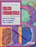 English Fundamentals : Form B, Emery, Donald W. and Kierzek, John M., 0205329721