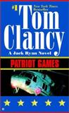 Patriot Games, Tom Clancy, 0425109720