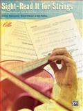 Sight-Read It for Strings, Richard Meyer, 0739039725