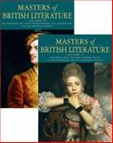 Masters of British Literature, Damrosch, David and Dettmar, Kevin J. H., 0205559727
