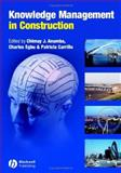 Knowledge Management in Construction, , 1405129727