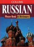 Russian Phrase Book and Dictionary, Harper Collins, 000433972X