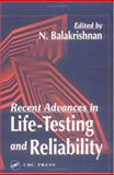 Recent Advances in Life-Test and Reliability Statistics, Balakrishnan, N., 0849389720