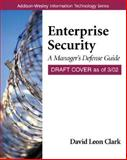 Enterprise Security, Clark, David Leon, 020171972X