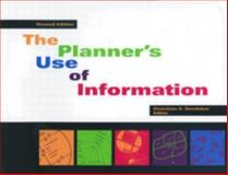 The Planner's Use of Information, Hemalata Dandekar, 1884829724