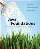Java Foundations : Introduction to Program Design and Data Structures, Lewis, John and DePasquale, Peter J., 0321429729