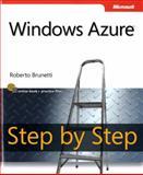 Windows Azure, Brunetti, Roberto, 0735649723