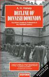 Decline of Donnish Dominion : The British Academic Professions in the Twentieth Century, Halsey, A. H., 0198279736