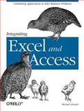 Integrating Excel and Access, Schmalz, Michael, 0596009739