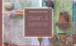 Clean and Serene, Melcher Media Inc. Staff, 0811829731