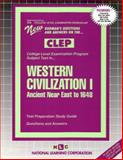 Western Civilization (Ancient near East to 1648), Rudman, Jack, 0837359732