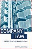 Company Law : Theory, Structure and Operation, Cheffins, Brian R., 0198259735