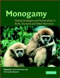 Monogamy : Mating Strategies and Partnerships in Birds, Humans and Other Mammals, , 0521819733