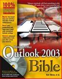 Outlook 2003, Rob Tidrow, 0764539736