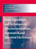 Novel Algorithms and Techniques in Telecommunications, Automation and Industrial Electronics, , 9048179734
