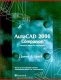 AutoCAD 2000 Companion, Leach, James A., 0072349735