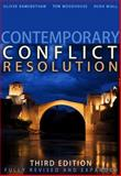Contemporary Conflict Resolution, Ramsbotham, Oliver and Woodhouse, Tom, 0745649734