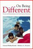 On Being Different 9780070359734
