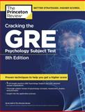 Cracking the GRE Psychology Subject Test, Princeton Review Staff, 0375429735