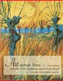 Art Across Time, Adams, Laurie Schneider, 0072969741