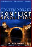 Contemporary Conflict Resolution, Ramsbotham, Oliver and Woodhouse, Tom, 0745649742