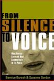 From Silence to Voice, Bernice Buresh and Suzanne Gordon, 1551199742