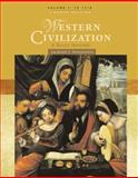 Western Civilization : A Brief History to 1715, Spielvogel, Jackson J., 0495099740
